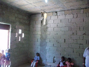 Hole In Roof, CAN-DO Haiti